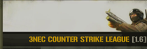 3nec Counter-strike league